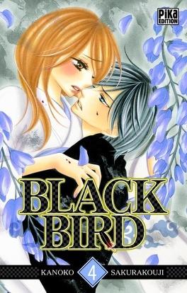 Couverture du livre : Black Bird, Tome 4