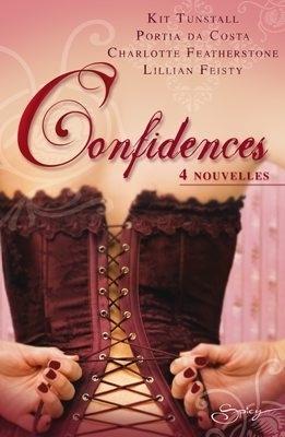 Couverture du livre : Confidences