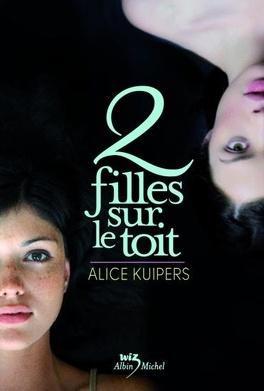 Couverture du livre : Deux filles sur le toit