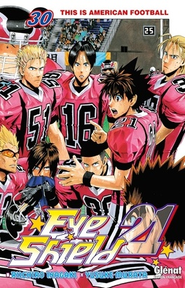 Couverture du livre : Eyeshield 21, tome 30 : This is American football