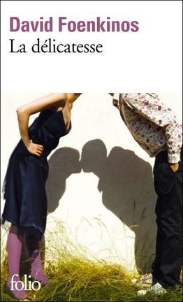 Couverture du livre : La Délicatesse