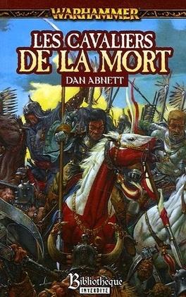 Couverture du livre : Les Cavaliers de la Mort