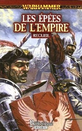 Couverture du livre : Les Épées de l'Empire