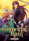 Immortal Rain, tome 1