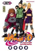 Naruto, Tome 32 : Sur les traces de Sasuke !!