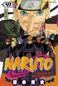 Naruto, Tome 41 : Le Choix de Jiraya !!