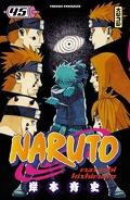 Naruto, Tome 45 : Konoha, théâtre de guerre !!