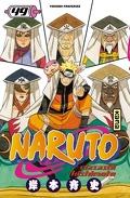 Naruto, Tome 49 : Le Conseil des cinq Kage… !!