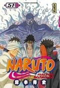 Naruto, Tome 51 : Sasuke vs Danzô… !!