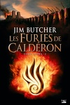 couverture Codex Aléra, Tome 1 : Les Furies de Calderon