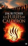 Codex Aléra, Tome 1 : Les Furies de Calderon