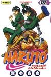 couverture Naruto, Tome 10 : Un ninja formidable…!!