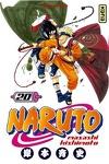 couverture Naruto, Tome 20 : Naruto versus Sasuke !!