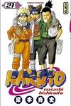 couverture Naruto, Tome 21 : Sans pitié !!