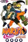 couverture Naruto, Tome 22 : Réincarnation…!!