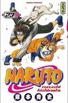 couverture Naruto, Tome 23 : Crise…!!