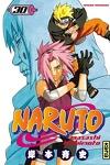 couverture Naruto, Tome 30 : Chiyo et Sakura