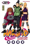 couverture Naruto, Tome 32 : Sur les traces de Sasuke !!