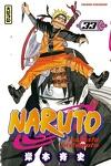 couverture Naruto, Tome 33 : Mission top secret…!!