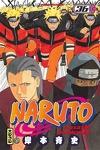 couverture Naruto, Tome 36 : L'unité 10
