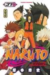 couverture Naruto, Tome 37 : Le combat de Shikamaru !!