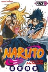 couverture Naruto, Tome 40 : L'art ultime !!