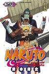 couverture Naruto, Tome 50 : Duel à mort dans la prison aqueuse !!