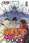 couverture Naruto, Tome 51 : Sasuke vs Danzô… !!