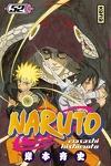 couverture Naruto, Tome 52 : Réalités multiples