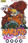 couverture Naruto, Tome 8 : Au péril de sa vie !!