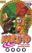 Naruto, Tome 15 : Le répertoire ninpô de Naruto !!