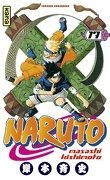 Naruto, Tome 17 : La puissance d'Itachi !!
