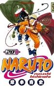 Naruto, Tome 20 : Naruto versus Sasuke !!