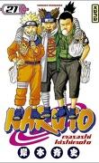Naruto, Tome 21 : Sans pitié !!