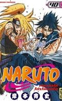 Naruto, Tome 40 : L'art ultime !!