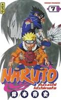 Naruto, Tome 7 : La voie à suivre !!