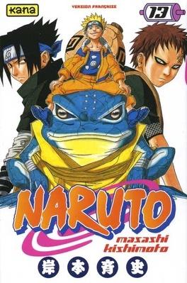 Couverture du livre : Naruto, Tome 13 : La fin de l'examen…!!