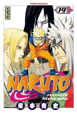 Couverture du livre : Naruto, Tome 19 : Le successeur
