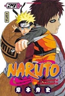 Naruto Tome 29 Kakashi Versus Itachi Livre De