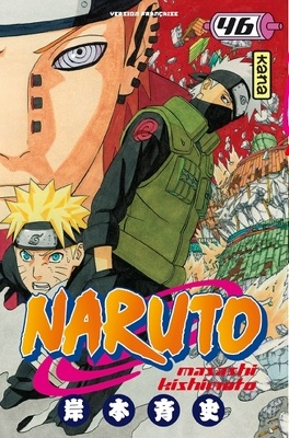 Couverture du livre : Naruto, Tome 46 : Le retour de Naruto !!