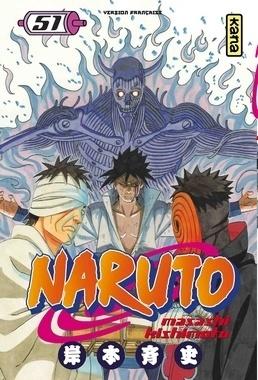 Couverture du livre : Naruto, Tome 51 : Sasuke vs Danzô… !!