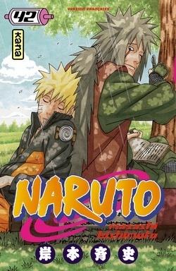 Couverture du livre : Naruto, Tome 42 : Le Secret du Kaléidoscope Hypnotique… !!