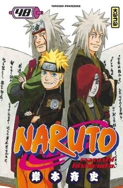 Couverture du livre : Naruto, Tome 48 : Hourras au village !!