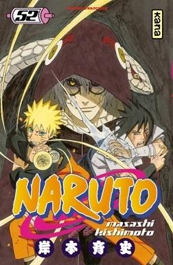 Couverture du livre : Naruto, Tome 52 : Réalités multiples