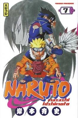 Couverture du livre : Naruto, Tome 7 : La voie à suivre !!