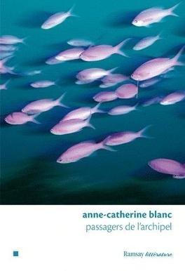 Couverture du livre : Passagers de l'archipel
