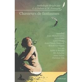 Couverture du livre : Chasseurs de fantasmes