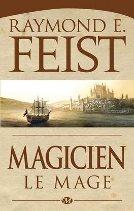 Couverture du livre : La Guerre de la Faille, Tome 1b : Magicien - Milamber le mage