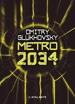 Couverture de Metro 2034