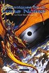 couverture Chroniques de la Lune Noire, tome 2 : Le Vent des dragons